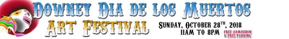 Downey Dia de los Muertos Art Festival
